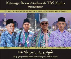Jamaah Haji Madrasah TBS