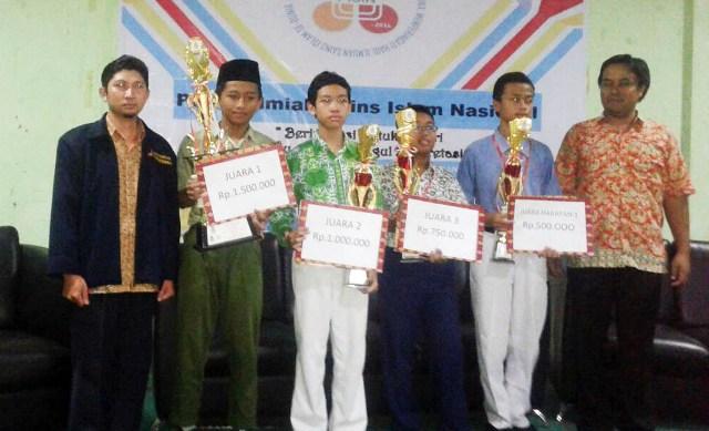 Olimpiade Fisika Islam Nasional